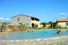 foto: vakantiewoning op agriturismo bij Toscaanse kust en strand
